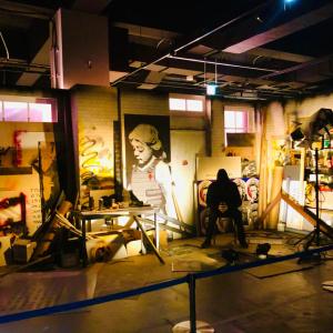 【再開決定!】正体不明、匿名のアーティスト『バンクシー展』
