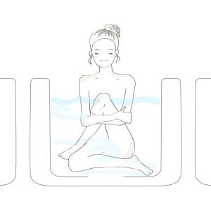 【運動不足をおふろで解消!】温かい湯船の中で ゆったり簡単ストレッチ!