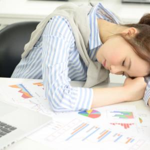 日中の眠気や集中力低下を感じてない?ブルーライトによるデジタル時差ボケかチェック!