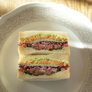 ダイエット中でも罪悪感なく食べられる美味しいサンドイッチレシピ