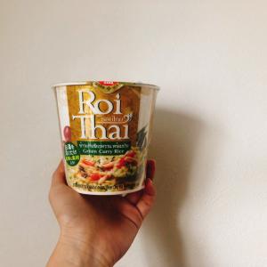 インスタントと思えない!KALDIで買える「Roi Thai グリーンカレーライス」が本格的!