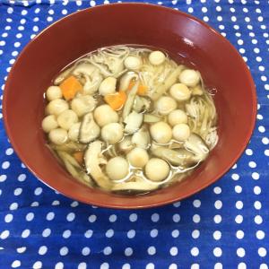 エアコンで体が冷えてない?野菜不足にも嬉しいそうめんの食べ方!宮城県の郷土料理「おくずかけ」