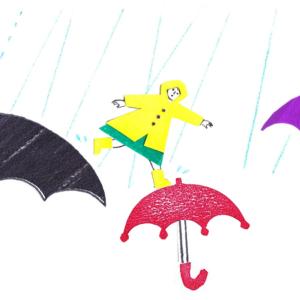 【絵本ナビ編集長コラム】私にだって好きな雨はある #大人だからこそ読みたい絵本