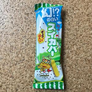 【セブンイレブン】白いスイカバーは何味!?夏に食べたいフルーティーなアイスはこれだ!