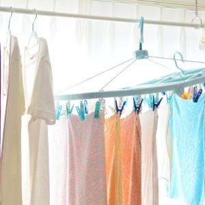 部屋干し乾燥、目標5時間!スピーディーに乾かす方法 #目からウロコの洗濯豆知識