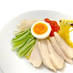 冷やし中華で低糖質レシピ|麺をかえるだけ!ダイエット中におすすめのトッピングもご紹介