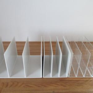 【整理収納アドバイザー直伝】無印良品の仕切りスタンドが家じゅうで使える!仕切りスタンド活用アイデア