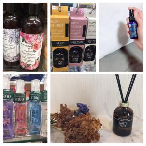 手軽に揃えられるダイソーの香り系アイテム4選|好きな香りを選べば気分も上がる!
