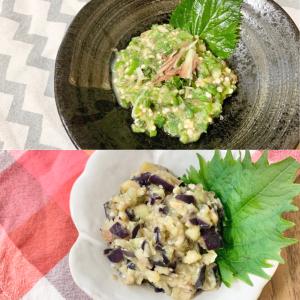 【あと1品欲しいときに助かるレシピ】夏野菜で作るなめろうが美味!ご飯のお供にもお酒のつまみにも最適なんです