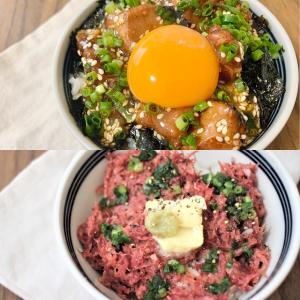 混ぜてのせるだけ!5分で作る「スタミナやきとり丼」と「わさびバターコンビーフ丼」が簡単ウマい
