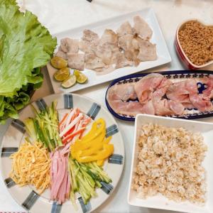 【疲れた日の栄養ラク飯】酢飯も刺身も海苔も使わない!?洋風手巻き寿司が手軽で栄養満点!