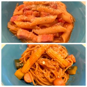 暑い夏こそ食べたいピリ辛パスタ2選|フライパン1つで作れるお店の味を教えます