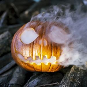 今年は本物のカボチャで挑戦!ハロウィンの必需品・ジャック・オー・ランタンの作り方#おうちハロウィンを楽しむ