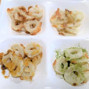 レンチンで簡単に作れる「ちくわチップス」|粉チーズやカレー粉で味変すれば、おいしさも楽しさも広がる