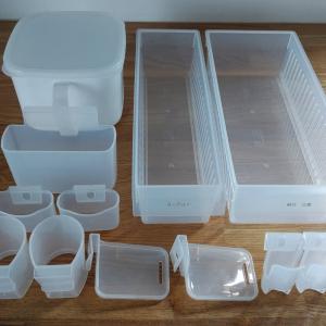 【セリア】冷蔵庫専用のお役立ち収納アイテムで料理時のプチストレスがなくなる #整理収納アドバイザー直伝
