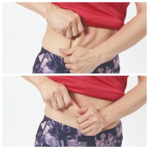 【下腹しぼりダイエット】食べなくても太る、40代以上の女性必見!「朝、トイレで1分ほぐすだけ」
