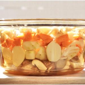 【週末の作り置き】里芋で作る3品|里芋まんじゅうは絶品のおいしさ