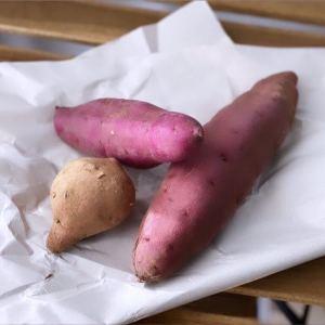 【焼き芋3種食べ比べ】紅あずま、金時、安納芋でもっとも甘い品種はどれ?焼き芋屋のような焼き芋にする裏ワザとは