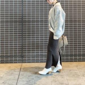 ハードル高めに見えて、実は使える【白ブーツ】#スタイリスト高橋愛の着こなしテクvol.19