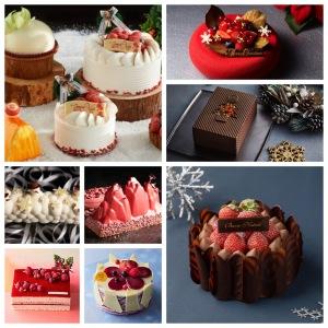 【今年はお家でちょっと贅沢に】1万円以下のラグジュアリークリスマスケーキ5選!宅配可能なケーキも