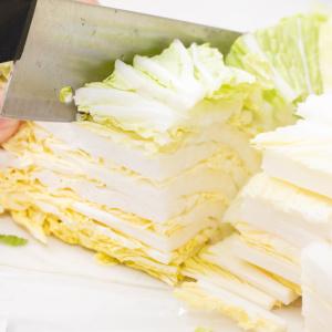 【白菜使い切り術】丸ごと買ったほうがお得!あっさりサラダやくたくたスープ、ボリュームおかずに大変身!