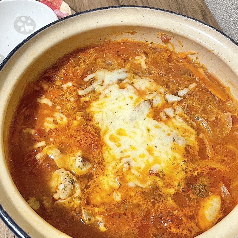 イタリアントマト鍋