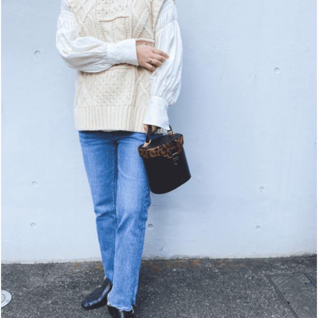 「定番のデニムこそ、スタイリングをブラッシュアップ」スタイリスト杉本実穂さんが教える、40代のための着こなしレッスン