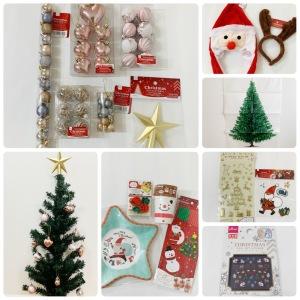 """【最新100均クリスマスグッズ】2020年は""""おうちクリスマス""""!ツリー、飾り、パーティーグッズで盛り上げよう"""