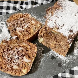 【余った餅の活用術】混ぜて焼くだけ!余った餅とホットケーキミックスで作る「パウンドケーキ」はいかが?