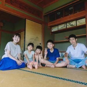 【私たちの移住ストーリー】case.1 東京から愛媛へ、中島家(前編)