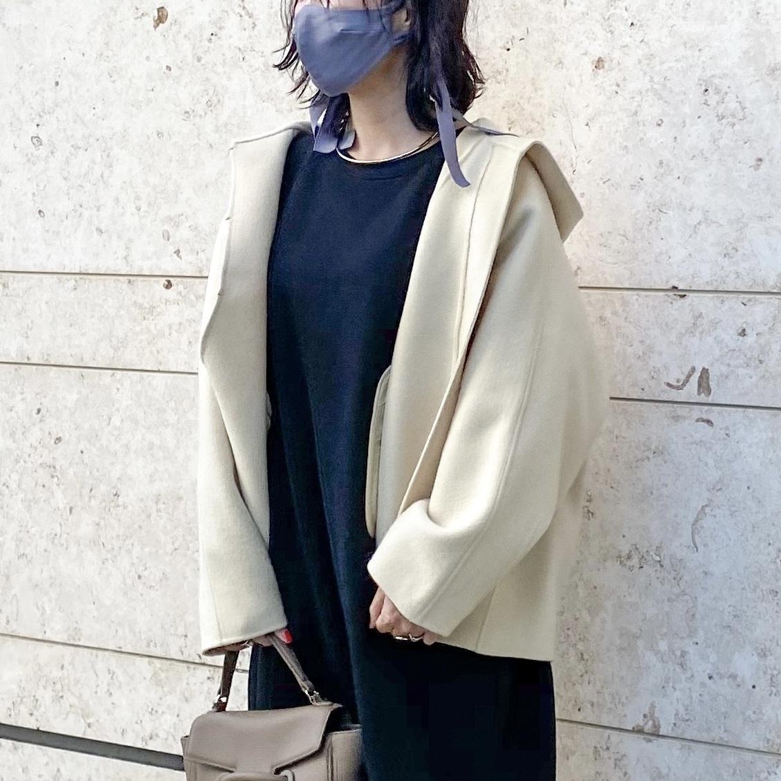 マスクとファッション