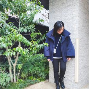 【定番のダウンこそ、今年らしくアップデート!】スタイリスト杉本実穂が教える、40代のための着こなしレッスン