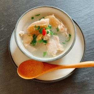 【お餅のアイデアレシピ】モチモチおこわやとろとろサムゲタンが簡単に作れる#本多理恵子さんのお手軽レシピ
