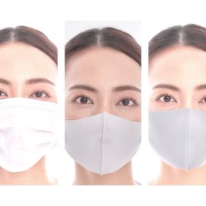 【ざわちん監修】 マスクのカラーとサイズでこんなに違う!美人に見えるマスクの選び方