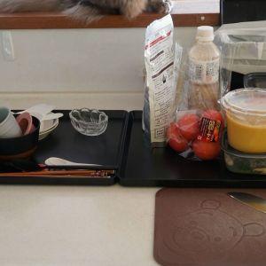 料理も後片づけも驚くほどスムーズにできる、トレイ活用法
