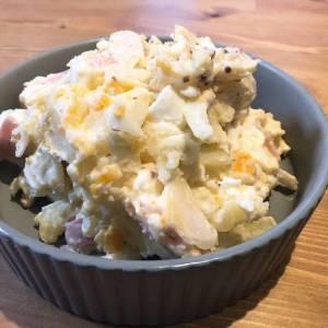 箸が止まらないポテサラレシピ|時短で作れてカンタンなのにデパ地下のような味に!