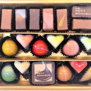 ひと口食べて「ビックリ」の連続?ショコラティエールの生み出す宝石のようなチョコレートとは