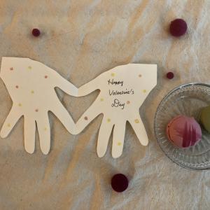 コロナ禍だから真似したい!海外のバレンタイン事情〜手作りカードで気持ちを伝えよう
