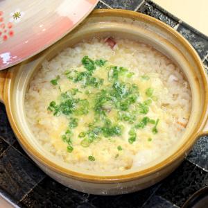 軽めに食べたいときは「おかゆ」!胃腸に優しくとろとろヘルシーなおかゆレシピ3選