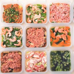 【超時短レシピ】朝はチンするだけ!お弁当のおかずは「冷凍コンテナレシピ」で決まり!