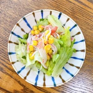 レタスを包丁で切るのはNG⁉︎ちぎって和えるだけの簡単激うまサラダをご紹介#野菜ソムリエいけごまの知恵袋