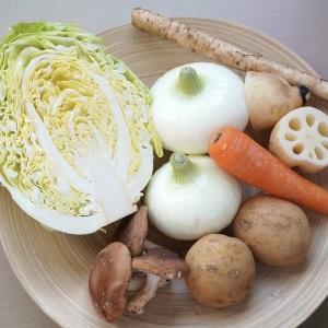 【週末の作り置き】「春のからだの大掃除」春野菜のデトックス重ね煮