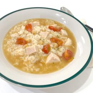 ダイエットの強い味方!スープの素で作るリゾットは簡単・時短・おいしいの3拍子揃ったお手軽レシピ