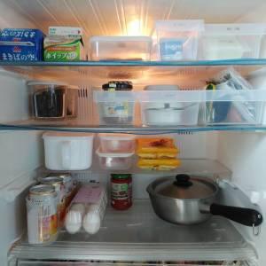 100均グッズで冷蔵庫が驚くほどスッキリ!見やすく、食材管理に困らない冷蔵庫収納のコツとは#整理収納アドバイザー直伝