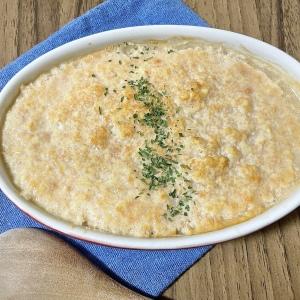 豆腐でダイエットレシピ!生クリーム不使用の「明太豆腐グラタン」はふわふわ食感でボリューム満点!