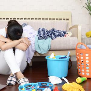 """「夫や子どもがモノを片付けない」とお悩みの方必見!積極的に片付けをする家庭に共通する""""3つの特徴"""""""