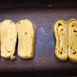 【板前の技】卵焼きの卵液を何回も巻くのはNG⁉︎ふわふわでジューシーな卵焼きを作るコツは?