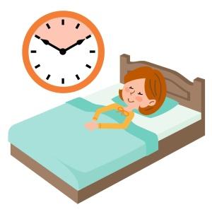 「美肌のために22時~2時のゴールデンタイムに寝ると良い」はウソ?本当?#美容家がズバリ解説!