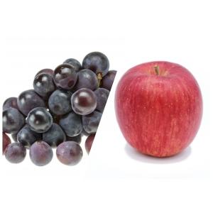 知って得する豆知識!肌の老化を防止するポリフェノールを効率よく摂取するなら「ブドウ」?「リンゴ」?