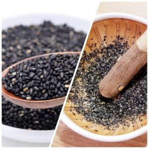 知って得する豆知識!老けないカラダ作りに役立つセサミンを効率よく摂取するなら「ごま」?「すりごま」?